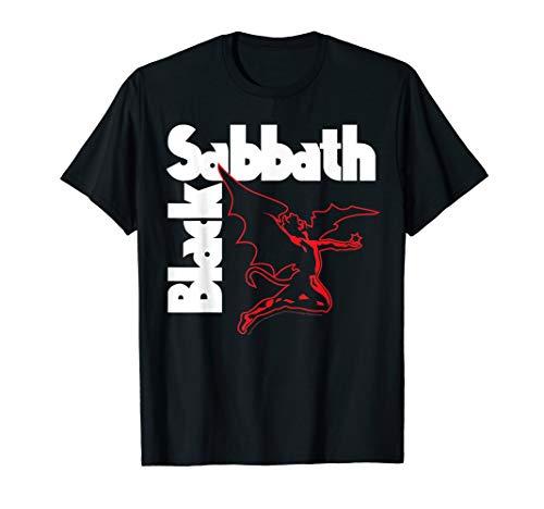 Black Sabbath Demon Logo T-Shirt T-Shirt