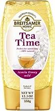 Breitsamer Tea Time Acacia Honey in Squeeze Bottle, 12.35 Ounce