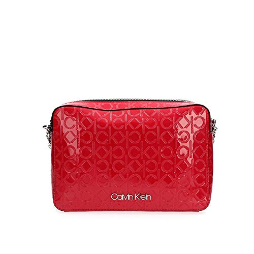 Calvin Klein CK Must EM EW Crossbody Chilli Pepper