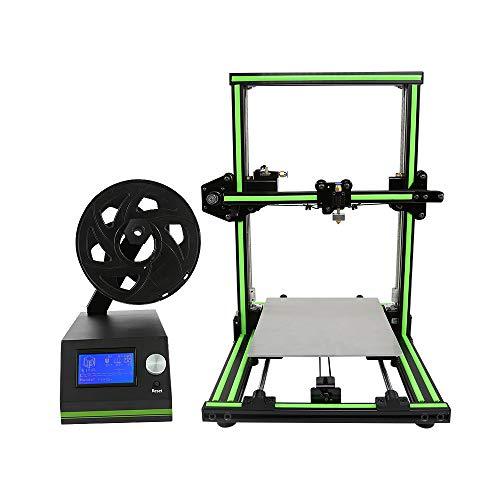 BESTSUGER Anet Imprimante 3D, Kits d'auto-Assemblage Bricolage pour Bureau de l'imprimante 3D, Taille d'impression 220 * 270 * 300 mm Compatible avec Le Filament PLA/ABS/Han