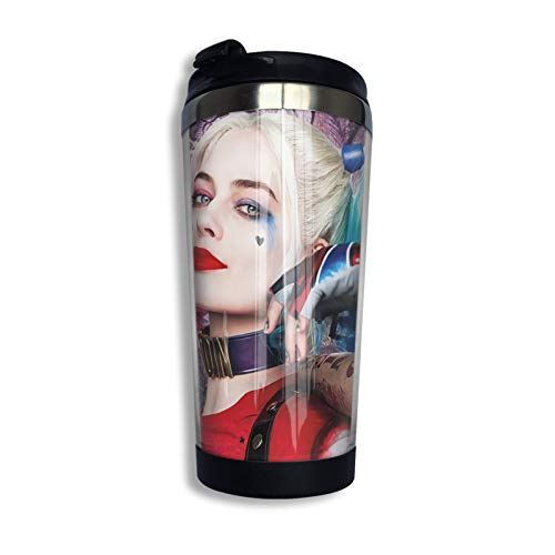 41JzubjdXjL Harley Quinn Travel Mugs