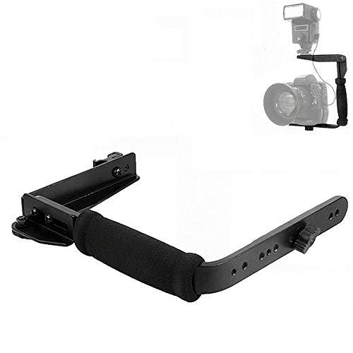 LFTS A cámaras SLR Digitales Apunte y dispare cámaras y Flashes de Flash con trípode roscado de 1/4
