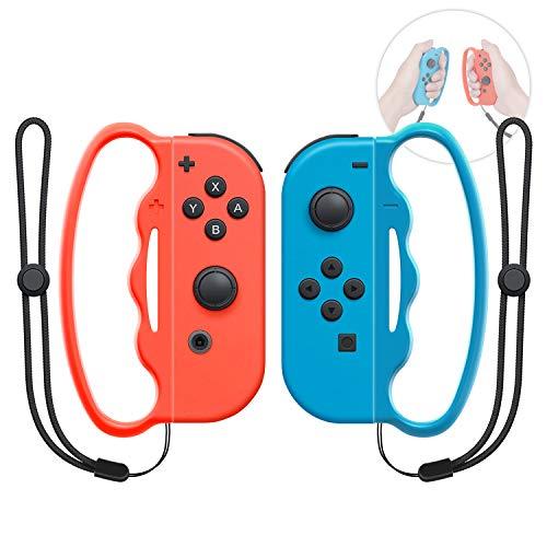 Empuñadura de boxeo para Nintendo Switch Joy-Con,...