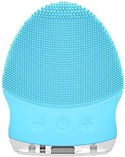 Comfortabele Elektrische Gezicht Brush, elektrisch gezicht Cleansing Brush Silicone Facial Cleaner Facial Cleansing Brush ...