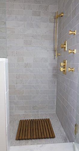 Here Is Our Best Teak Shower Floor Choice: