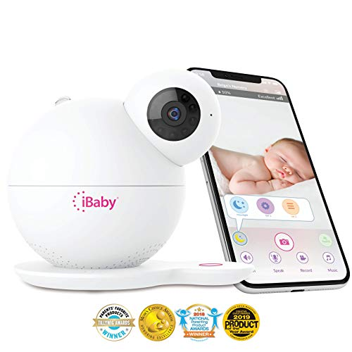 41Jzz5QKo L The Best Video Baby Monitors with Smartphone Apps 2021