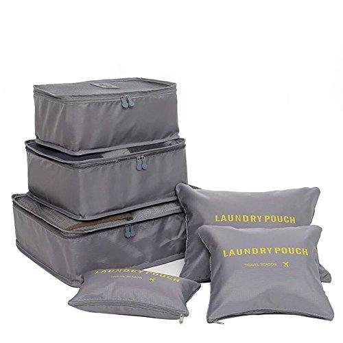Novago - Juego de maletas Gris gris Unit