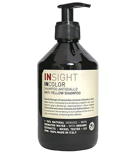 Insight Anti-Yellow Shampoo 400ml