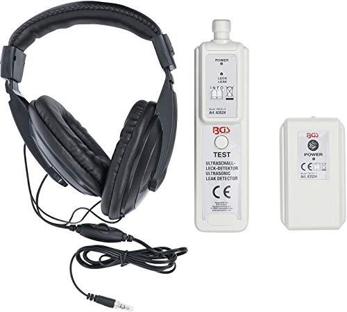 BGS 63524 | Detector ultrasónico de fugas en tanques de gas, aire, agua