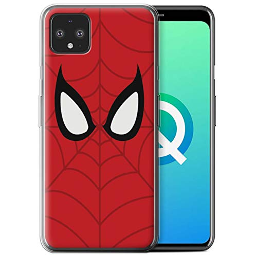 Stuff4 VAR for JP-Marvel Google Pixel 4 XL Spider-Man masker geïnspireerd