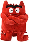 Peluche rouge - La couleur des émotions