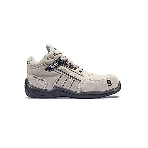 Zapatilla de Seguridad SPARCO Urban High Gris • Botas y Calzado de...