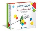Clementoni-16136-Montessori-Un Mondo a Colori, Gioco educativo, Multicolore, 16136