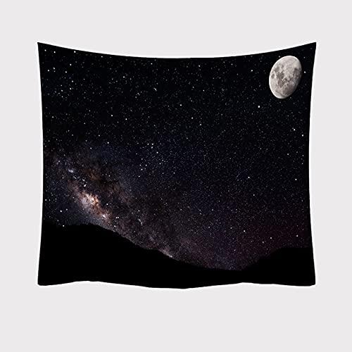 YDyun Manta Estampada Serie Cielo Estrellado