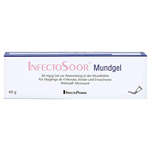INFECTOSOOR Mundgel 40 g