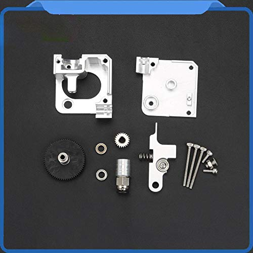 Silver All Metal Titan Aero Extruder 1.75mm for Prusa I3 MK2 3D Printer for Both Direct Drive and Bowden Mounting Bracket Photo #5