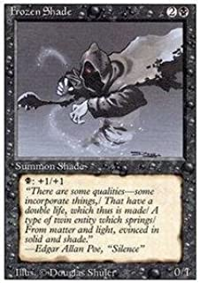 Magic: the Gathering - Frozen Shade - Revised Edition