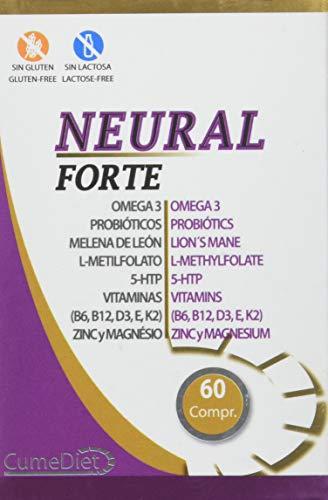 Cumediet Neural Forte 60Comp. 100 ml