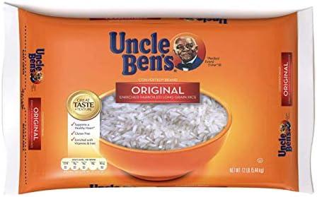 Uncle Ben s Original Long Grain Rice 12 lb bag by Uncle Ben s Foods product image