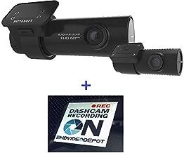 BlackVue DR750S-2CH Dashcam Built-in Wi-Fi, Cloud, 1080p Full HD, 60FPS, G Sensor, GPS (32GB)