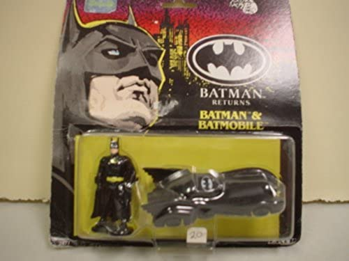 Ahorre 60% de descuento y envío rápido a todo el mundo. Ertl Batman Returns Batman & Batmobile Die Cast Metal by by by ERTL  100% a estrenar con calidad original.