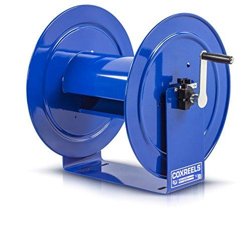 Coxreels V-117-850 Vacuum hand crank reel, 1-1/2 x 50
