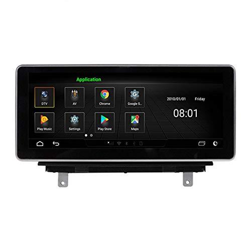 LYHY Android 10.0 Car Stereo Radio Double DIN Compatible con Audi A3 Navegación GPS Pantalla táctil de 10.25 Pulgadas Reproductor...