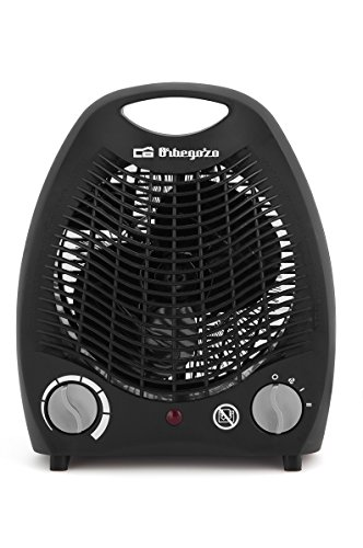 Orbegozo FH 5129 Calefactor Compacto, 2 Niveles de...