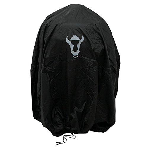 BBQ-Toro Premium Abdeckhaube, Abdeckung in verschiedenen Größen, Schutzhülle für Gasgrill, Holzkohlegrill und mehr (Ø 74 x (H) 86 cm)