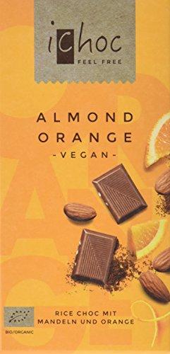 Vivani Almond Orange-Rice Choc, 5er Pack (5 x 80 g)