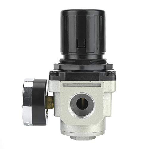 SHUGJAN Régulateur gaz argon Régulateur AR4000-06 SMC air Source Compresseur Régulateur de pression réglable Outils Réduire vanne pneumatique Accessoires de bricolage outils de réparation de m