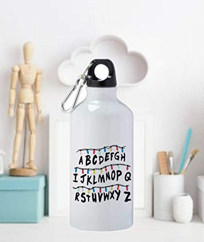 adaysusdetalles Termo Botella de Agua - Stranger Things Jarra 500ML,Regalo...