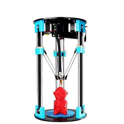 Parallèle Triaxial Imprimante 3D Acier 0.05mm FDM Buse À L'unité C250*445mm