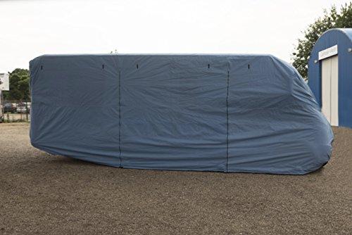 Original CAPA-Wetterabdeckhaube für vollintegrierte/Alkoven Wohnmobile 5 bis 6 m Länge, Wetterschutz, Abdeckhaube 2,80 Höhe