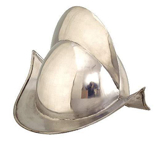AnNafi Spanish Comb Morion Boat Medieval Helmet Replica - 20 Gauge Steel