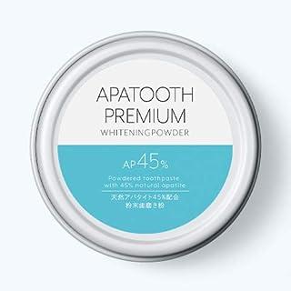 天然アパタイト45%配合 ホワイトニングパウダー 26g APATOOTHPREMIUM アパトゥースプレミアム 歯磨き粉 オーラル