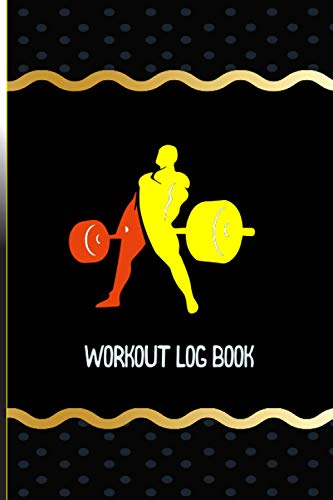 Workout log book: Your Fitness logbook Over 145 Days of Workout Tracking and Goal Setting. Easily Keep Track of Your Workouts and Body Measurements click to see more.............