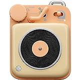 Altavoz Bluetooth MUZEN Button Portátil Altavoz Vintage Inalámbraca Loudspeaker Speaker con Estilo Clásico Antiguo para Hogar y al Aire Libre