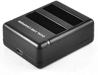 Carregador Duplo de Bateria AHDBT-401 para GoPro HD Hero 4
