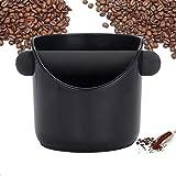 KKOYYRZ Coffeet Gustur Knock Box Knock Box Coffee Grounds ABS Absorbente Absorbente ANTILIZADO Espresso RESIDUO Caja DE DATCH (Color : 1pcs)