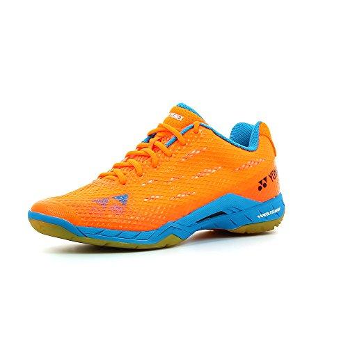 YONEX POWER AERUS MEN JAUNE, Orange - Arancione - Größe: 47 EU