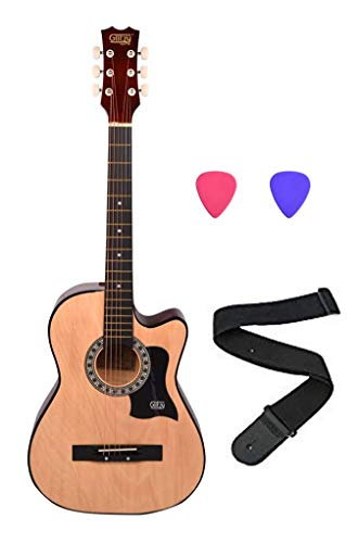 FASHERATI MUSICALS Acoustic Guitar Start Up Guitar 38C NA
