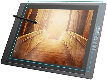 Cobertura no Completa VacFun Filtro Luz Azul Vidrio Templado Protector de Pantalla para HUION Tablet Kamvas GT-156HDV2 15.6 GT-156 HD V2 Visible Area Screen Protector Anti Blue Light Filter