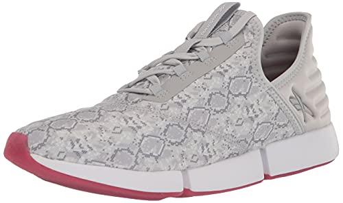 Reebok Women's DailyFit Walking Shoe, Pure Grey, 9.5