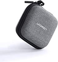UGREEN Headphone Organizer, Mini Shockproof Carrying Pouch Bag compatible for AirPods/Bose/Beats/Wireless Earbuds...