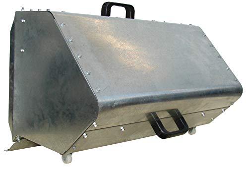 CROSSFER Kehrgutsammelbehälter Kehrbehälter Schmutzfangbehälter für Kehrmaschine KMBE-32520 und weitere Modelle