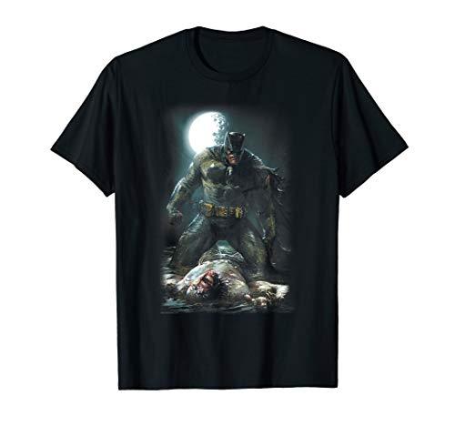 Batman Mudhole T-Shirt