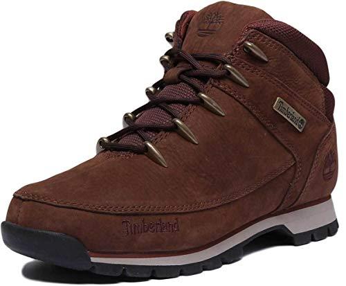Timberland Euro Sprint Mid Hiker Dark Brown CA1WGR, Boots - 40 EU
