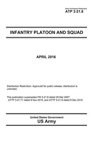 Army Techniques Publication ATP 3-21.8 Infantry Platoon and Squad April 2016
