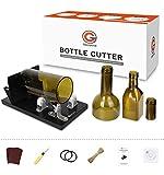 Cortador de Botellas, Genround Glass Bottle Cutter Cortador Botellas...